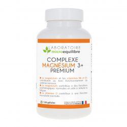 COMPLEXE MAGNÉSIUM 3+ PREMIUM